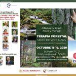 Terapia Forestal · 13 Octubre 2020 · Primer día